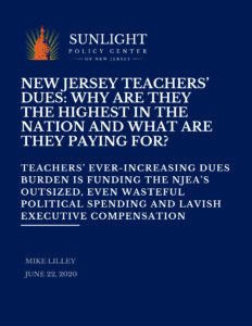 New Jersey Teachers' Dues: Why are they the highest in the nation and what are they paying for?